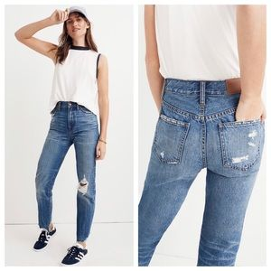 Madewell the perfect summer jean size 25